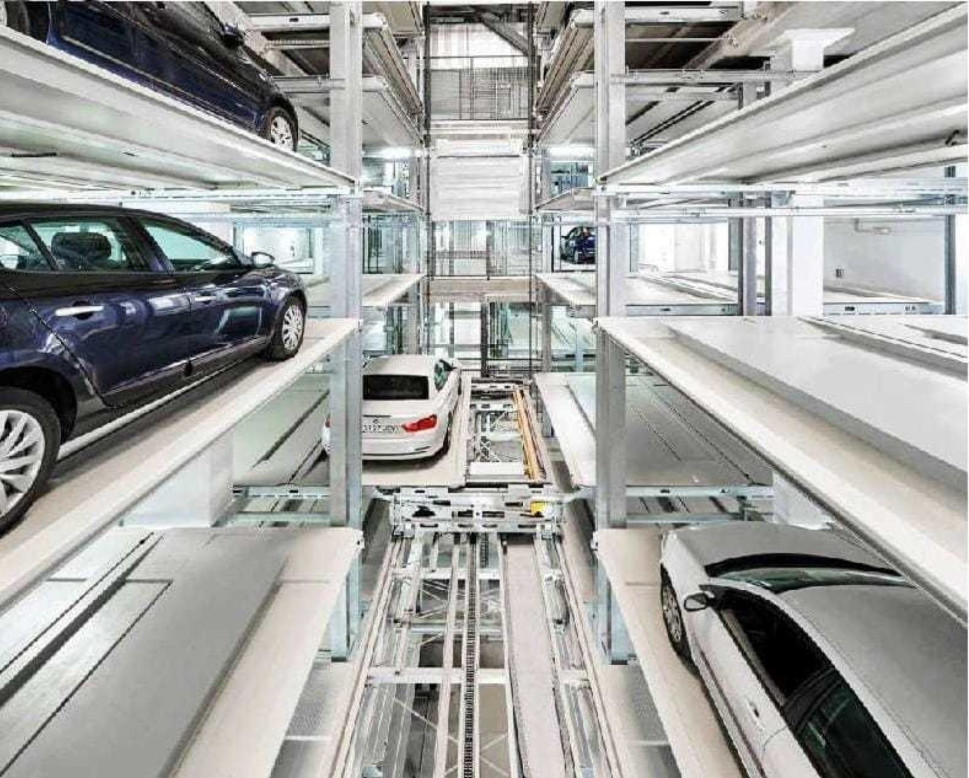 Carparkers Parkeersystemen Automatisch Teaser