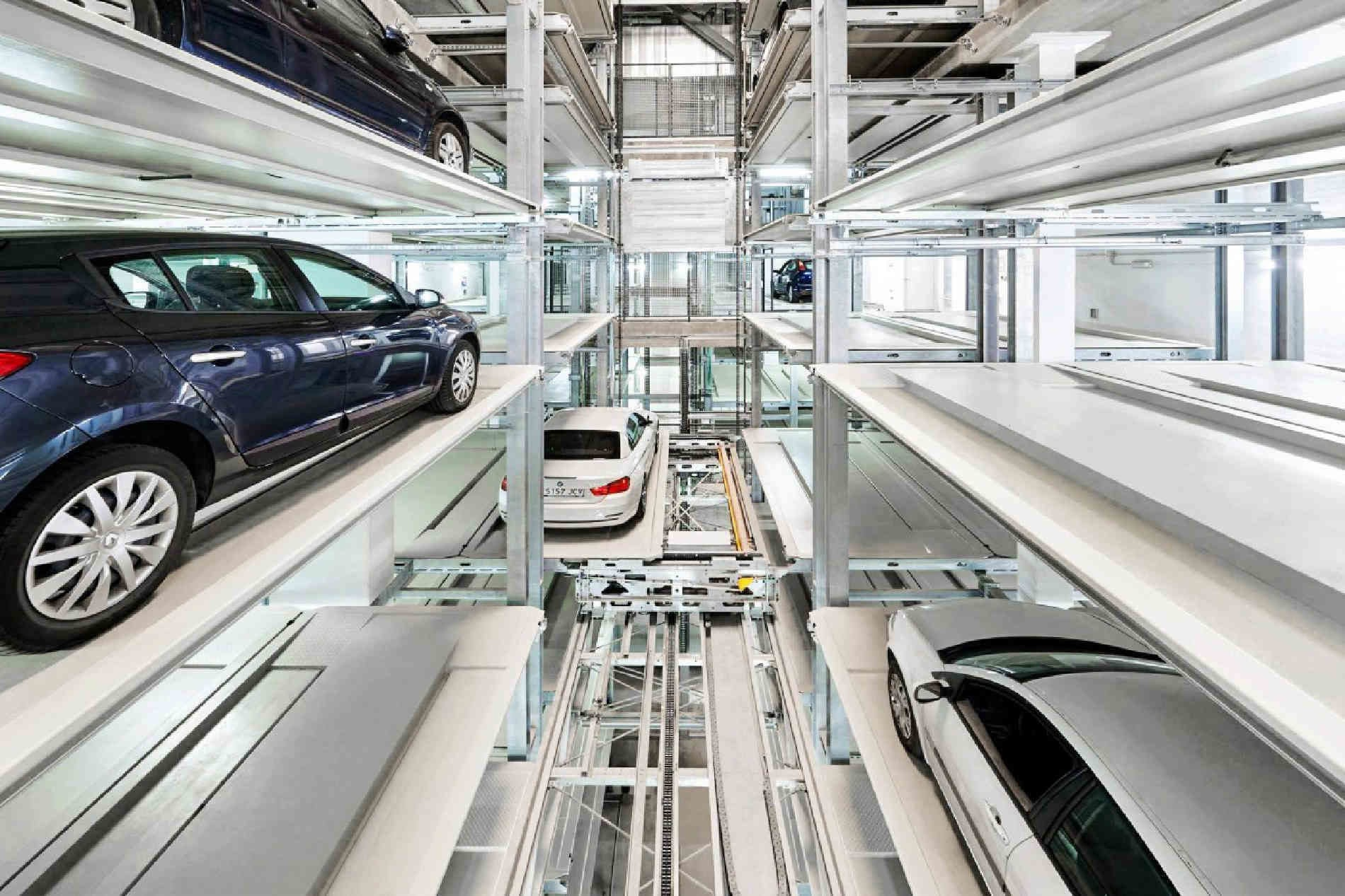 Carparkers Parkeersystemen Automatisch