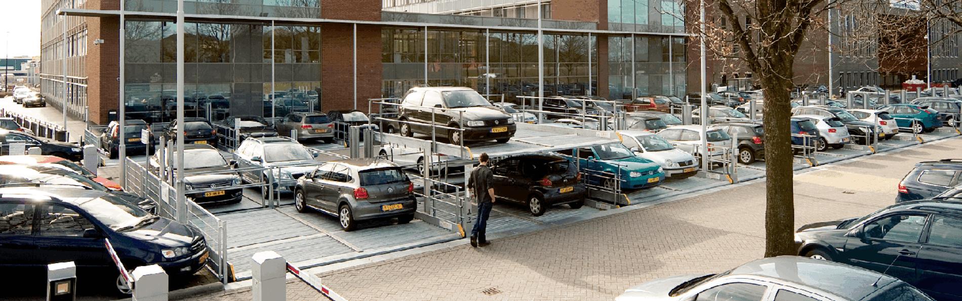 Car Parkers Nederland staat voor