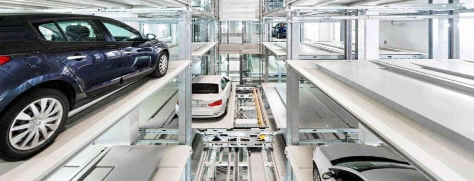 Carparkers Multiparker
