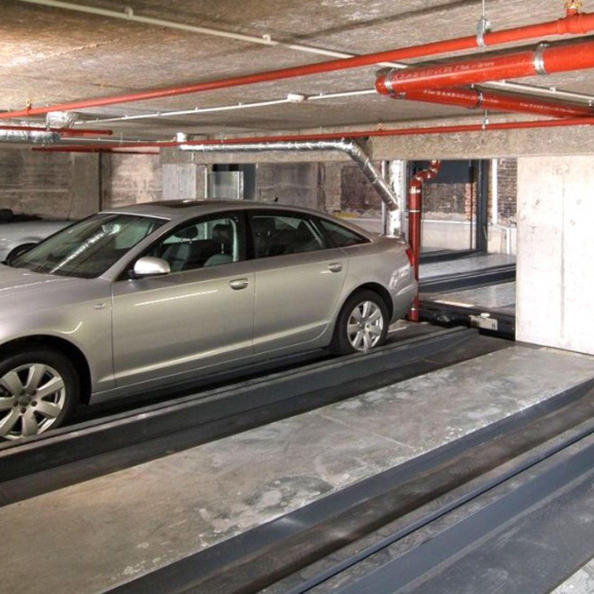 Carparkers Levelparker Teaser