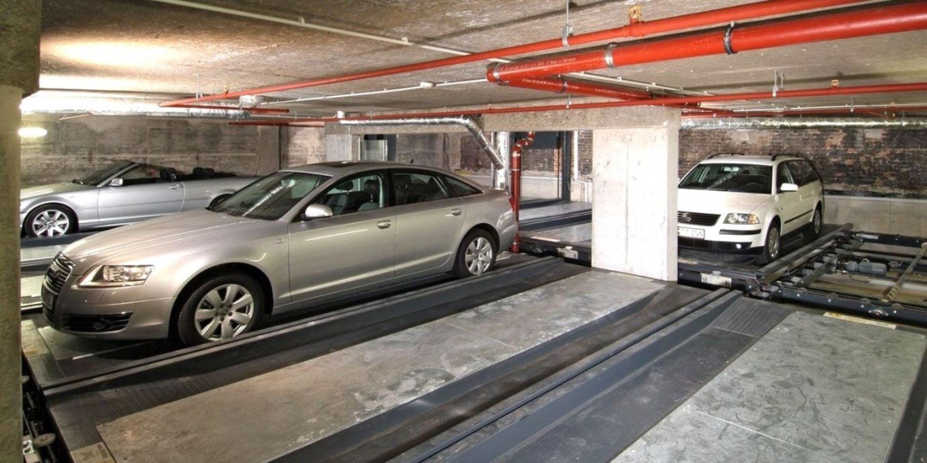 Carparkers Levelparker