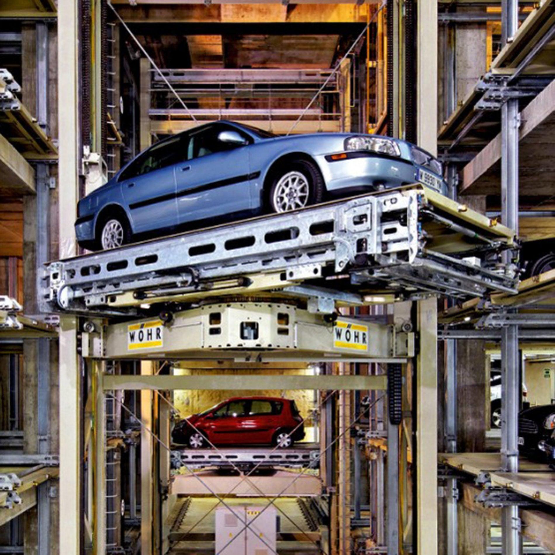 Carparkers Multiparker Teaser
