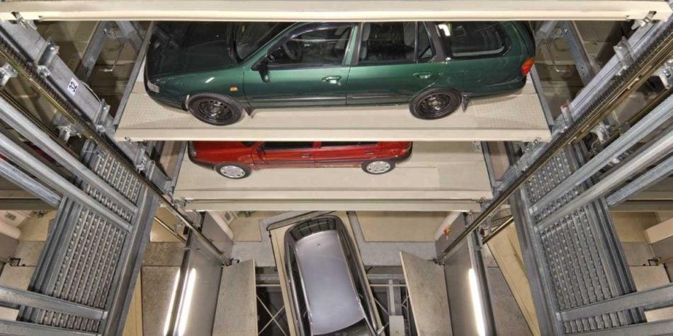 Carparkers Parksafe
