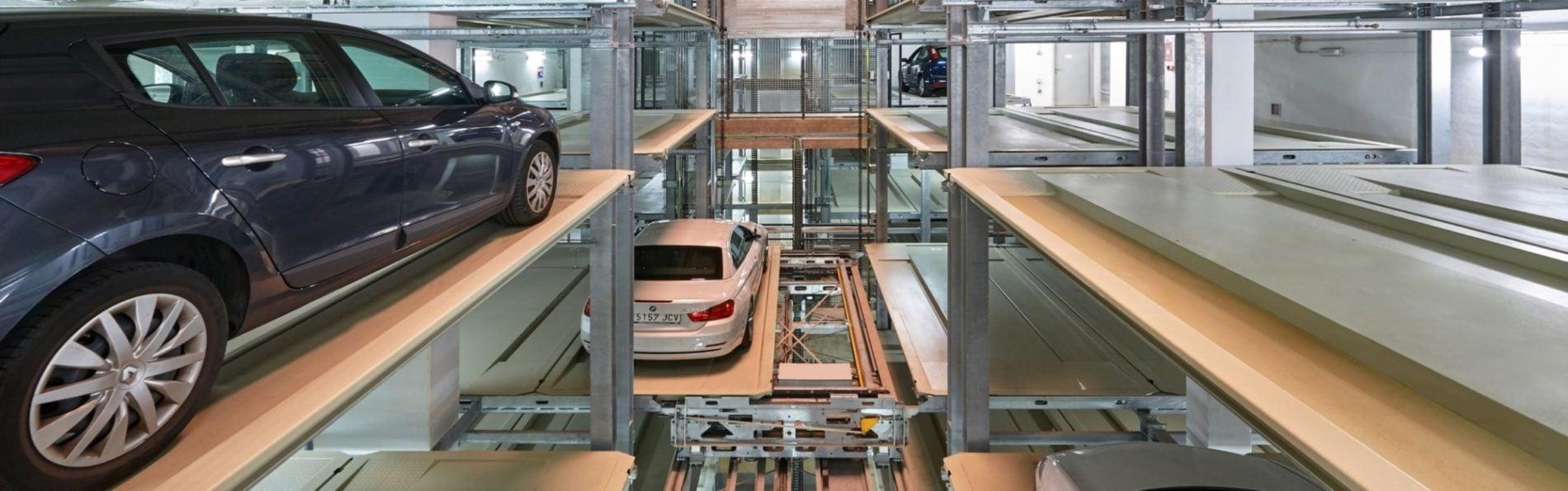 van Wöhr parkeersystemen