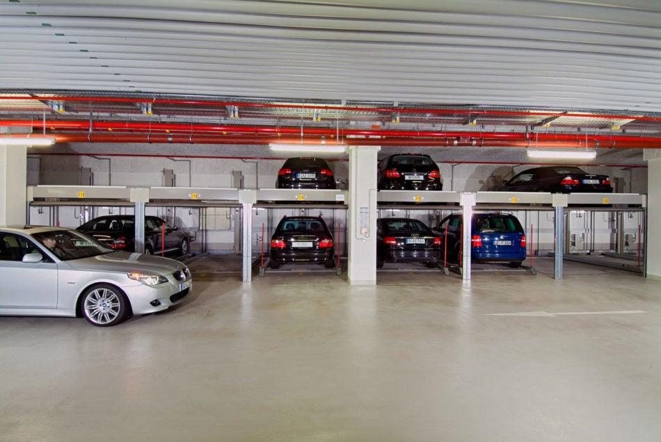 Carparkers Idee 2B