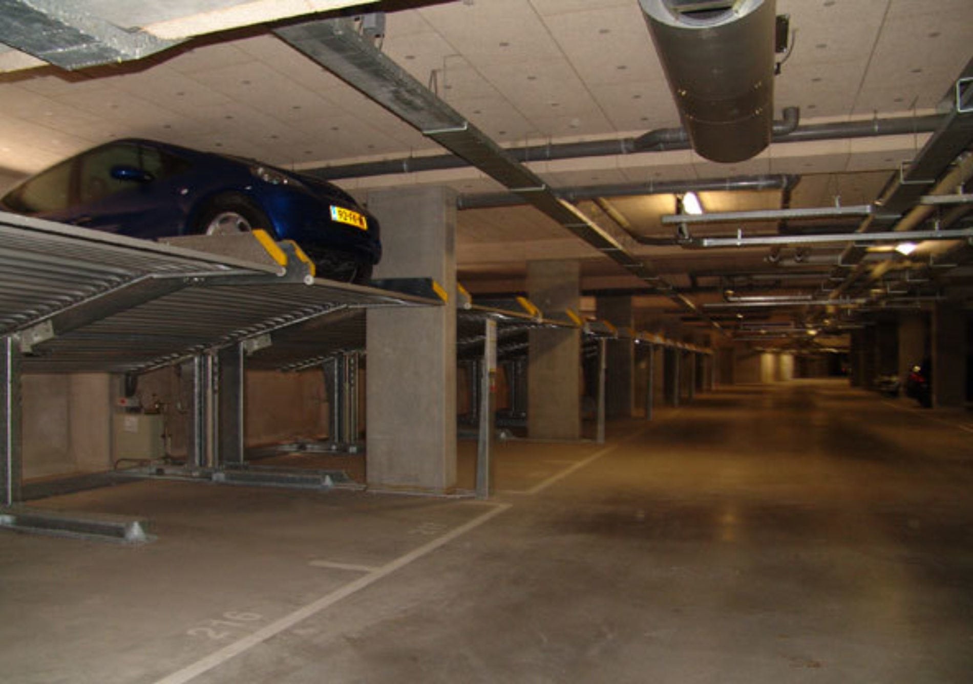 Carparkers ParkBox 401