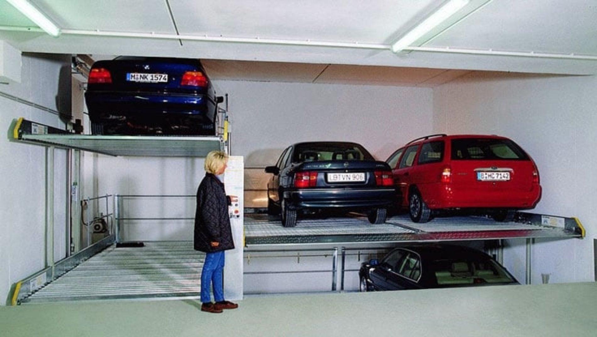 Carparkers ParkLift450
