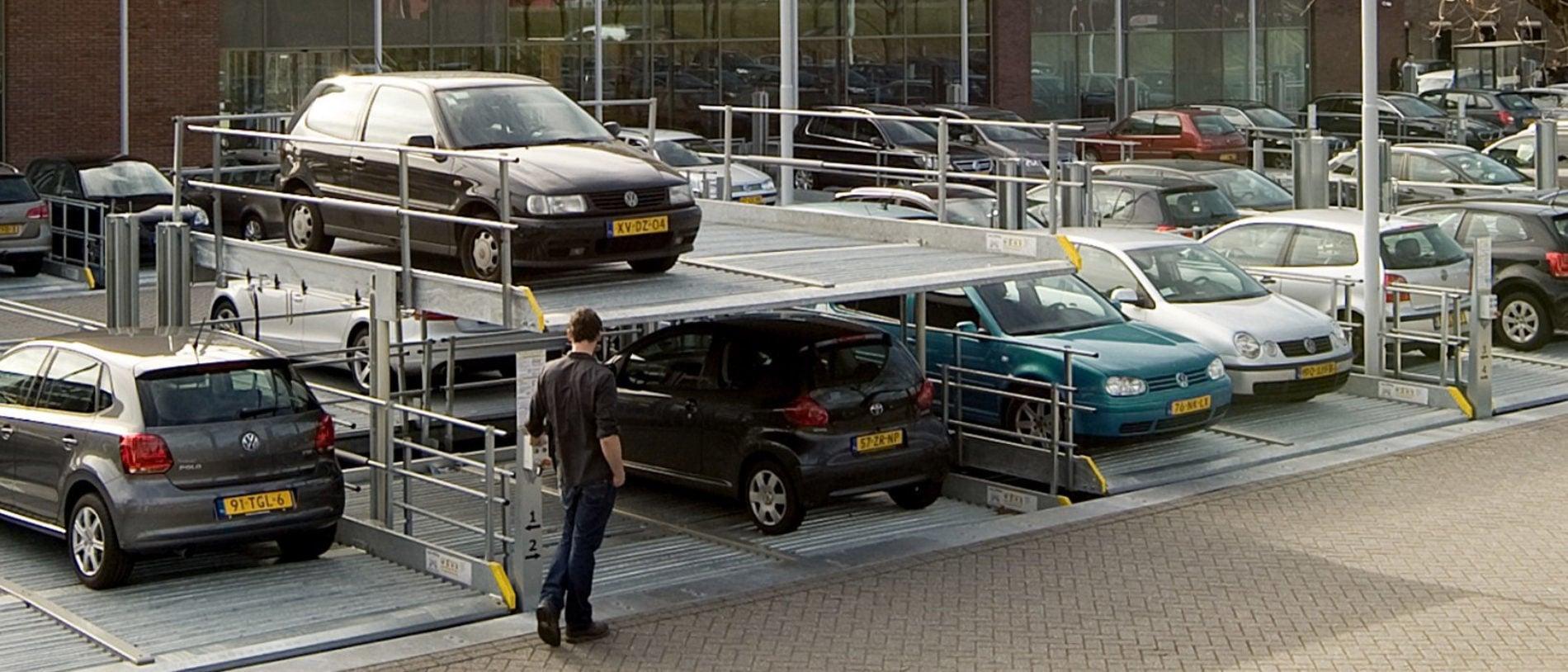 Carparkers Pon Project Header