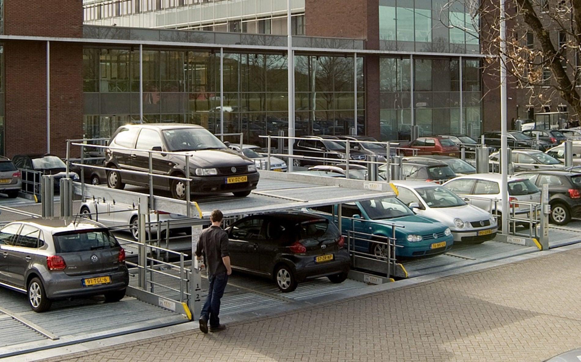 Carparkers Pon Project