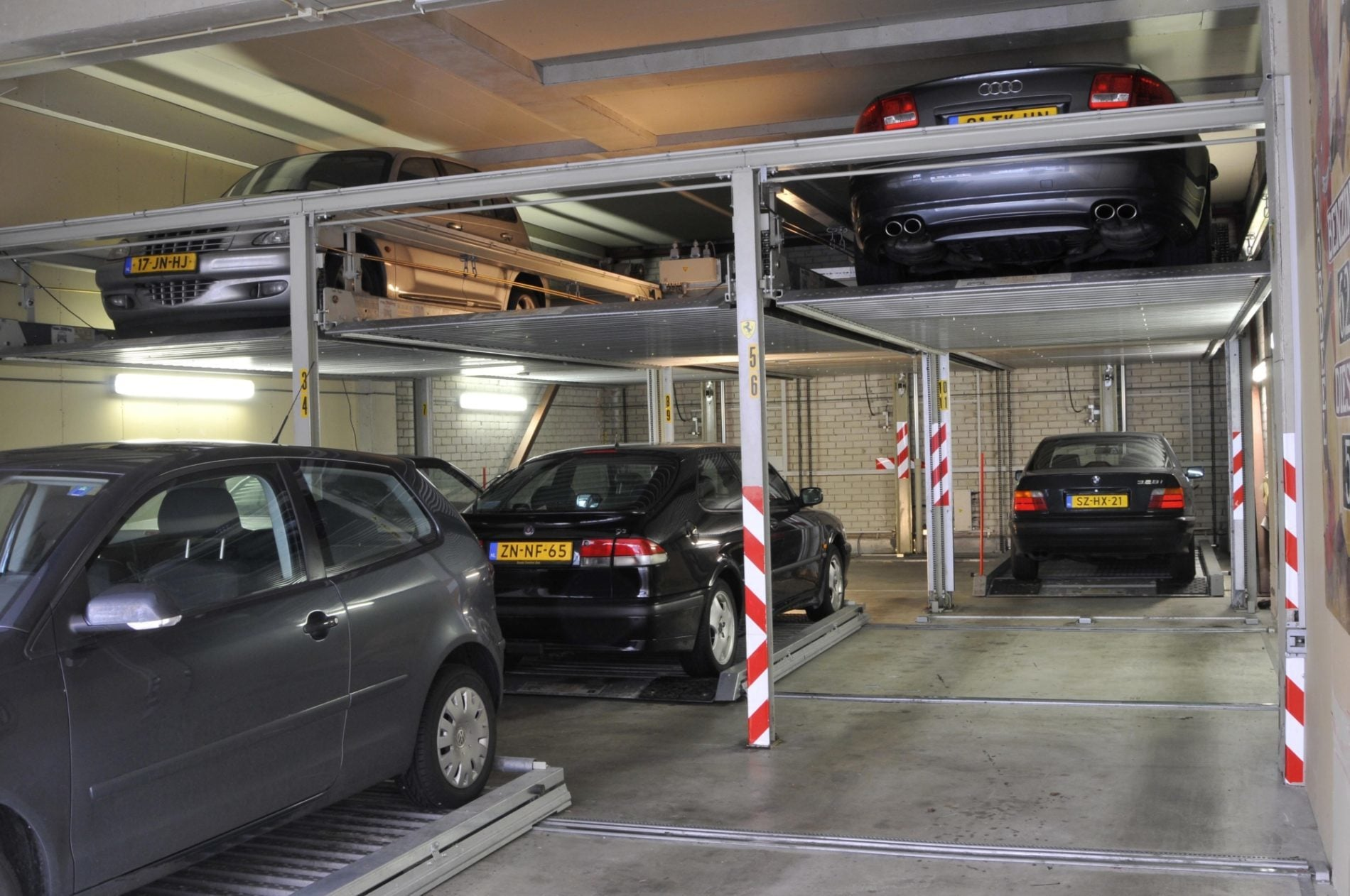 Carparkers Houtlaan Rotterdam 1